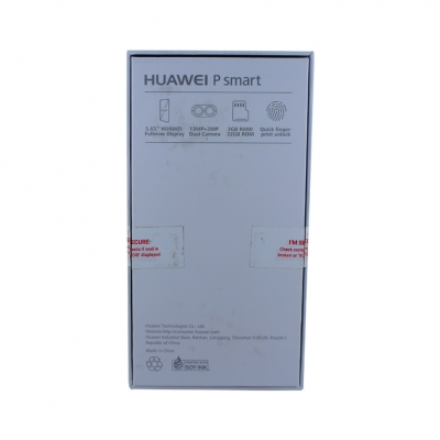 Huawei - P Smart (2019) - Original accessories Box WITHOUT device
