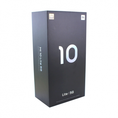 Xiaomi Mi 10 Lite 5G  Original Packaging - WITHOUT device and accessories
