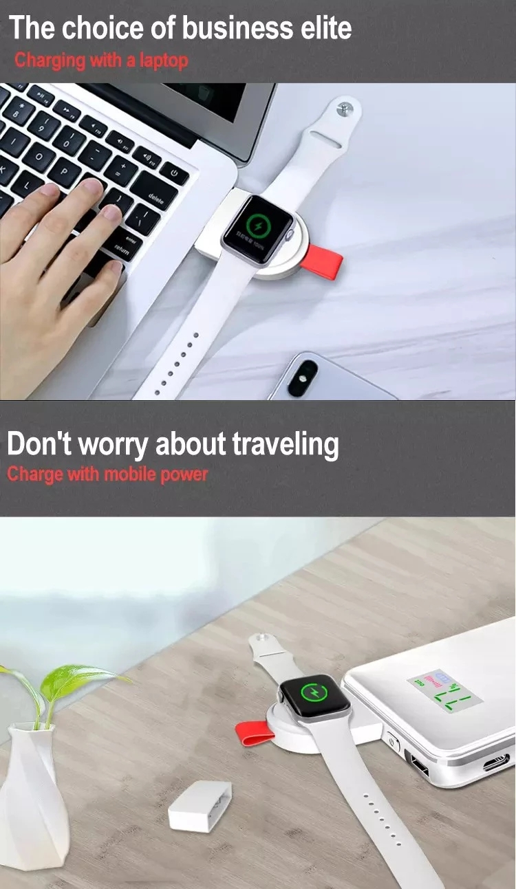 Cyoo - Portable Magneric Charger  - Apple Watch