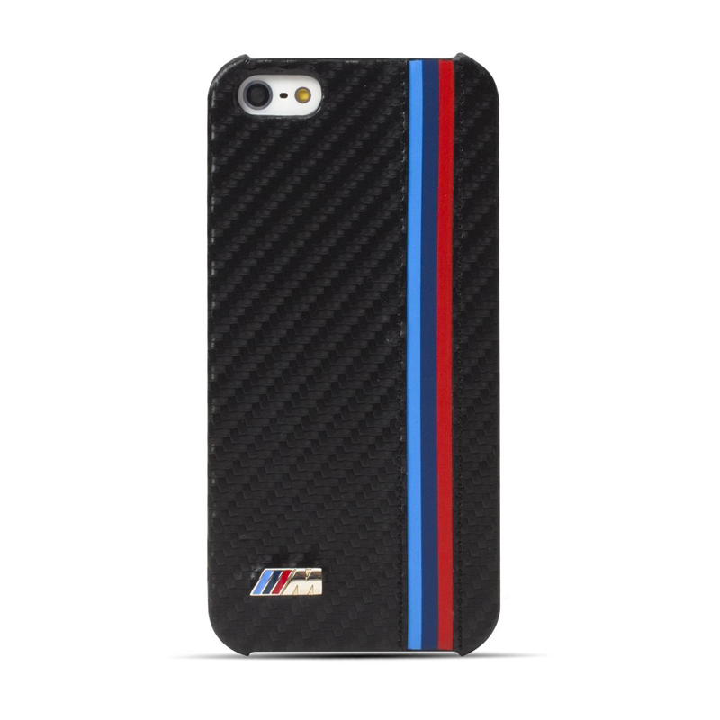 bmw back cover hart case tasche f r iphone 6 plus 5 5 carbon optik schwarz rot ebay. Black Bedroom Furniture Sets. Home Design Ideas