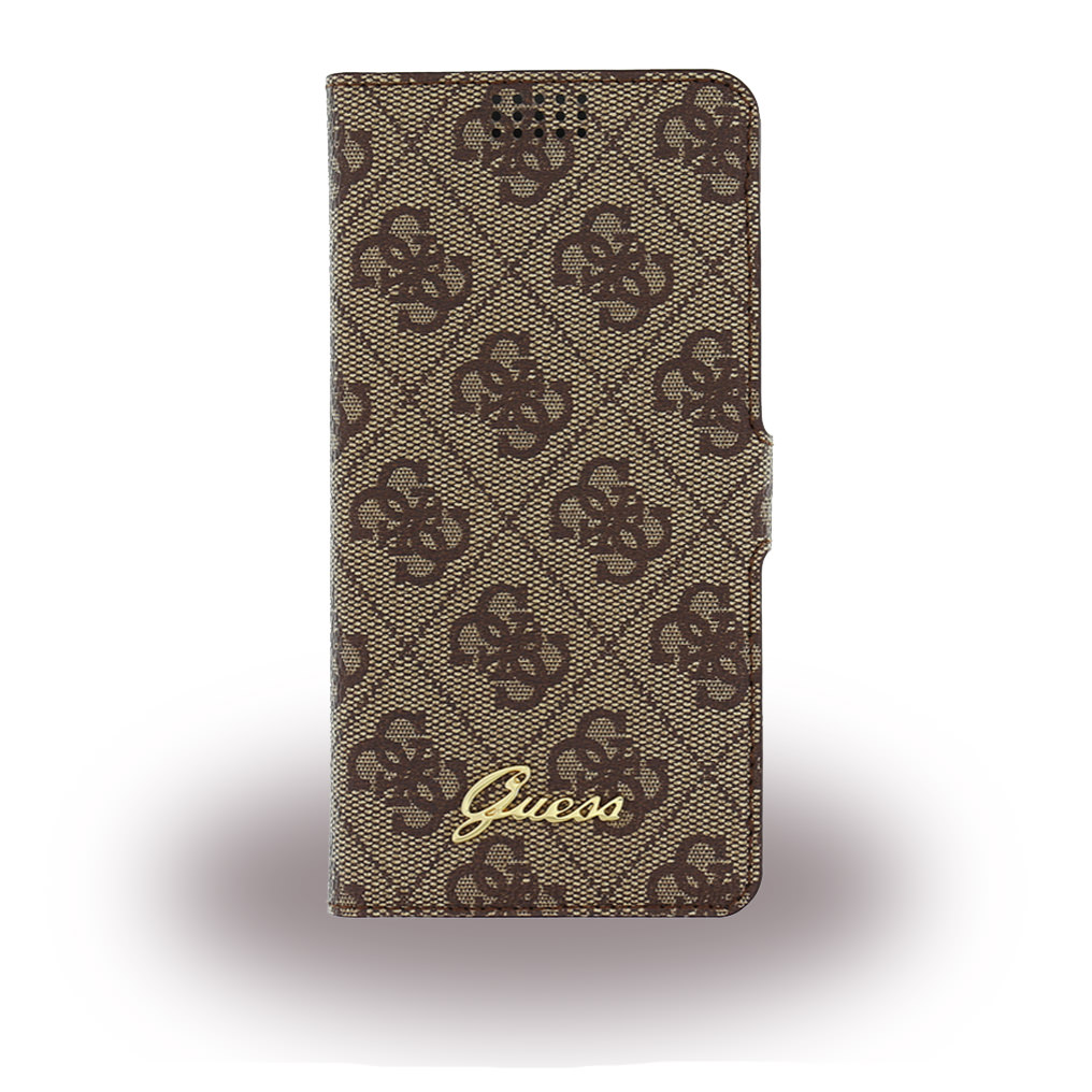 Guess - 4G Collection - Book Case - Universal L – Brown