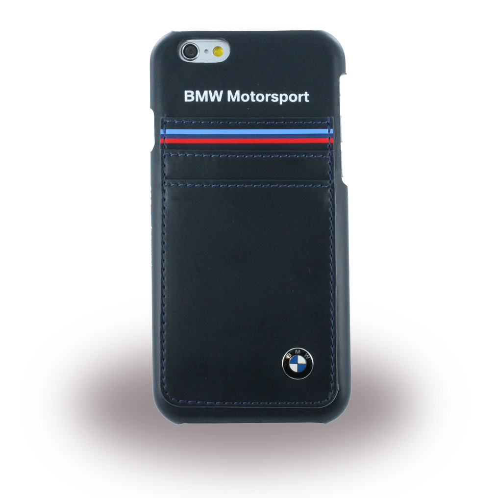 iphone 6 iphone 6s tasche bmw raceway tricolor h lle. Black Bedroom Furniture Sets. Home Design Ideas