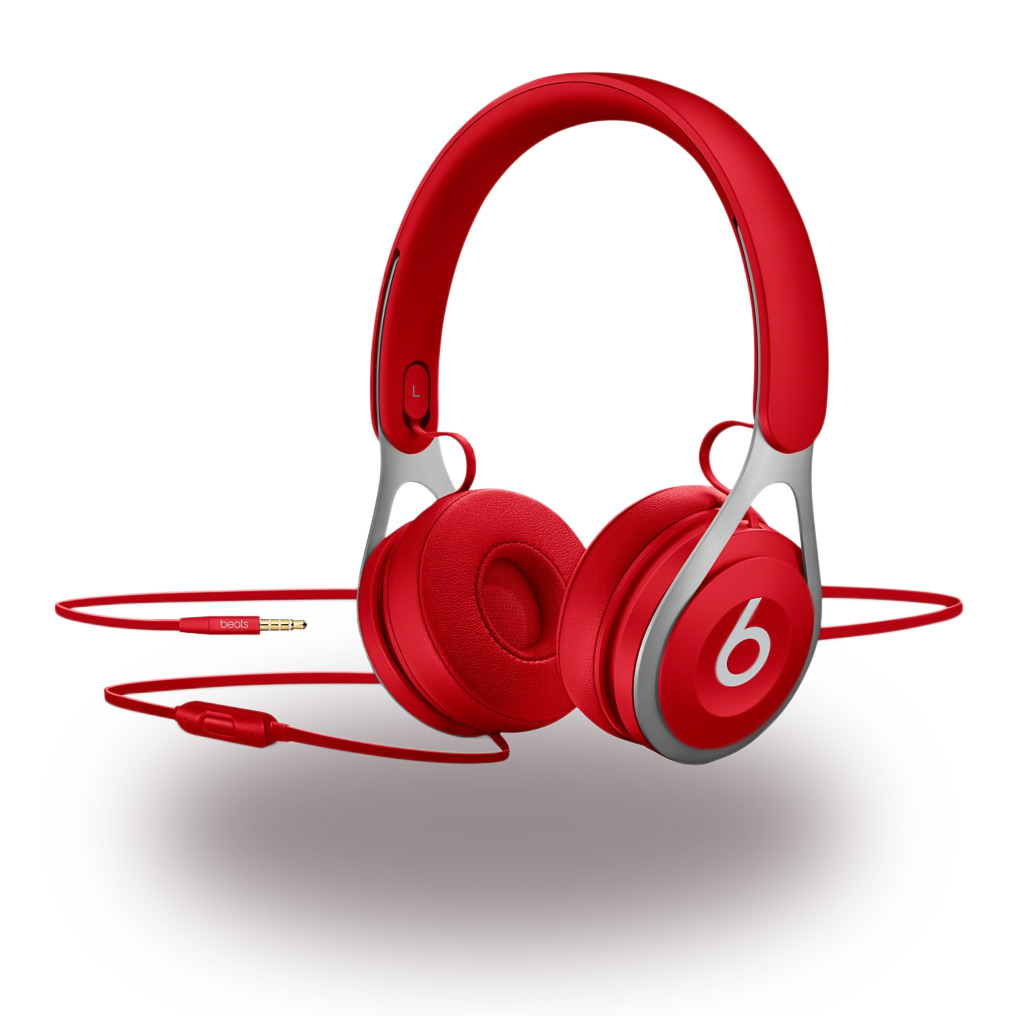 Monster - Beats EP by Dr.Dre - On-Ear Headphones / Headset - Red