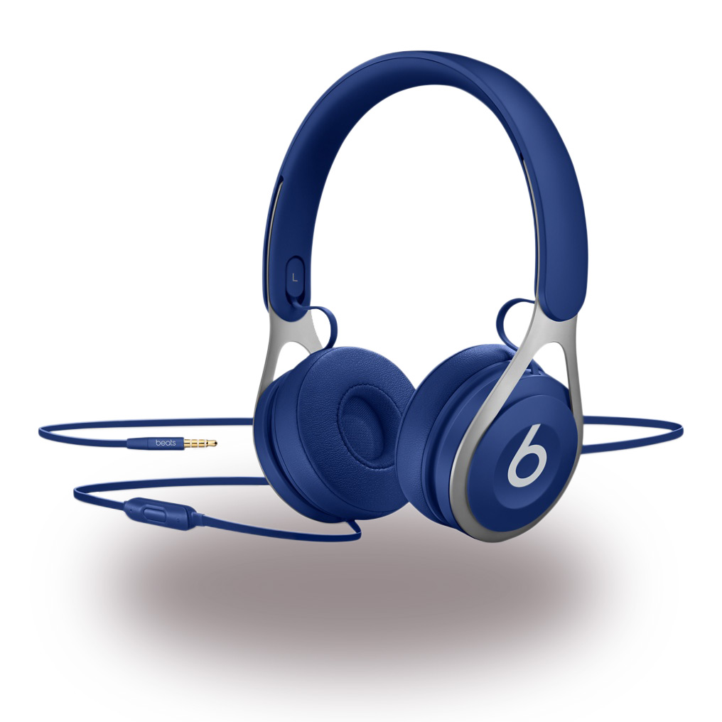 Monster - Beats EP by Dr.Dre - On-Ear Headphones / Headset - Blue