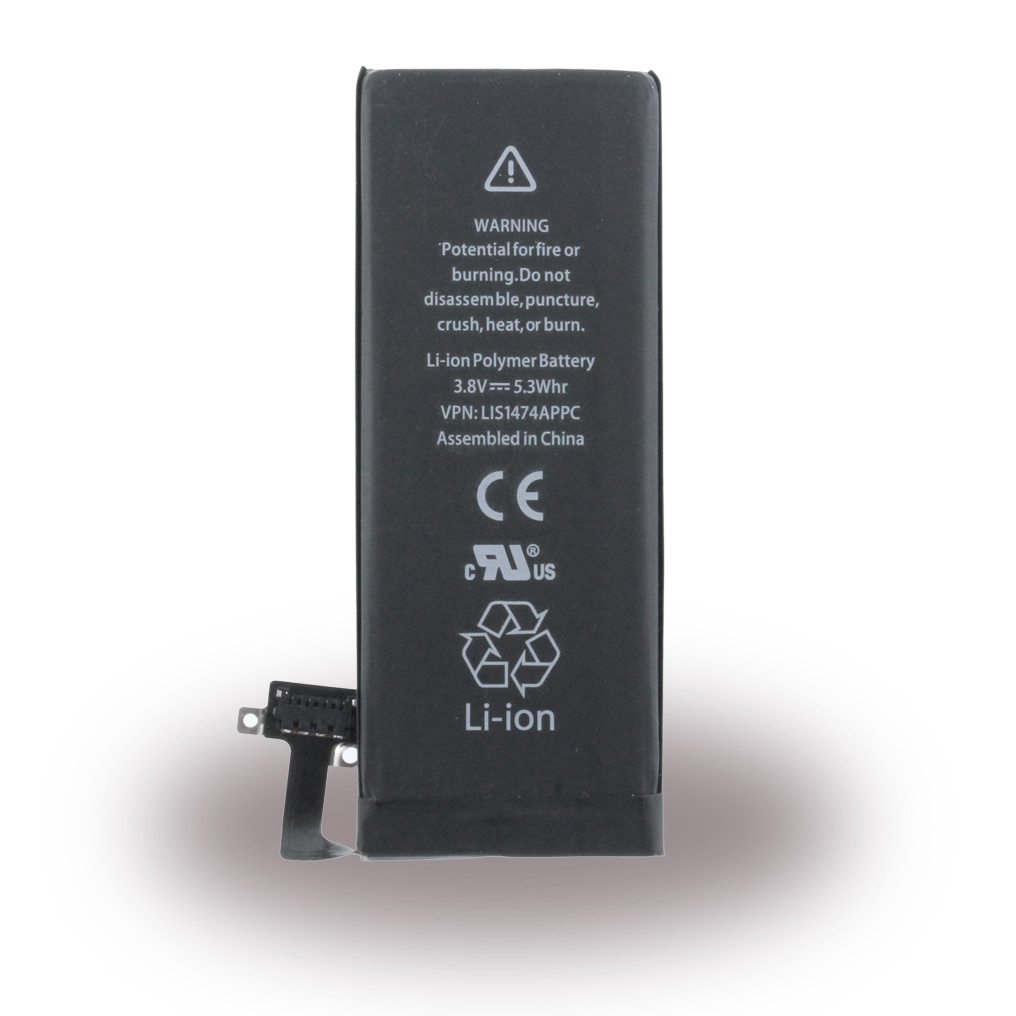 Quality Accessory - APN616-0579 - Lithium Ion Polymer Battery - Apple iPhone 4S - 1430mAh