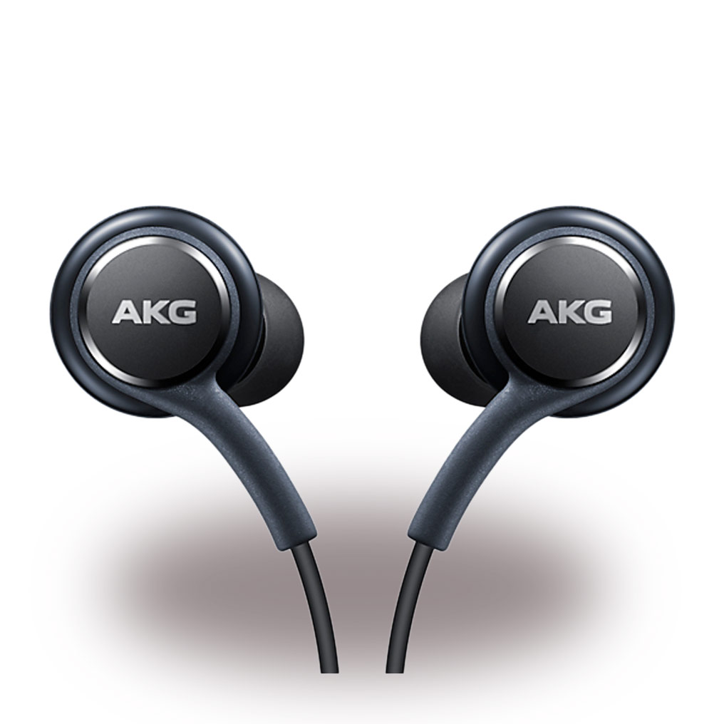 samsung akg in ear headset schwarz talksky. Black Bedroom Furniture Sets. Home Design Ideas