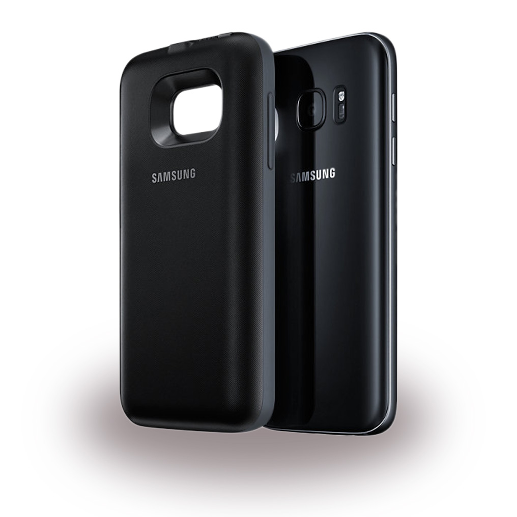 galaxy s7 power cover ladestation original samsung akku ladeger t case h lle ebay. Black Bedroom Furniture Sets. Home Design Ideas