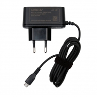 Nokia - AC-10E - Travel Charger - Micro USB