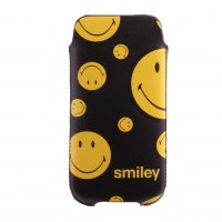 Smiley Urban - 133SMU58.40 - Phone Pouch/ Cell Phone Sleeve - Apple iPhone SE