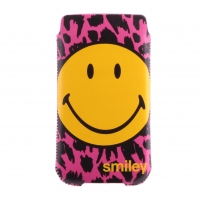 Smiley - 133SMP583.34 - Phone Pouch/ Cell Phone Sleeve - Samsung i9505 Galaxy S4