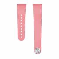 Sony - SWR310 - SmartBand Strap – Large Pink-Green
