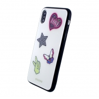 Guess - Iconic- Hardcover - Apple iPhone X