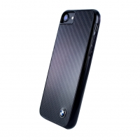 BMW - Carbon Fiber Hardcover - Apple iPhone 7 und 8