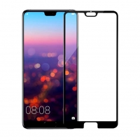 Cyoo - 5D Tempered Full Cover Glas - OPPO Find X2 Neo - black
