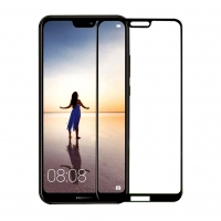 Cyoo - Huawei P20 Lite - Screen Protector Tempered Glass 5D