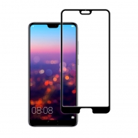 Cyoo - Huawei P20 Pro - Screen Protector Tempered Glass 5D