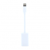 Cyoo - Y-Cable - Double Lightning Jacks for iPhone Audio Output & Charging Function