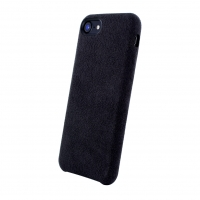 Cyoo - Alcantara - iPhone 7 & 8 Smooth Case Cover Schutzhülle Handyhülle Dezent