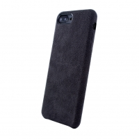 Cyoo - Alcantara Hard Case - iPhone 7 Plus und iPhone 8 Plus