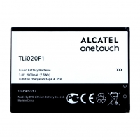 Alcatel - Li-Ion Battery - TLI20F1 - One Touch Pop C7 OT-7040 and OT-7041- 2000mAh