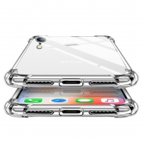 Cyoo - Shockproof Fallschutz Four Coners - Apple iPhone XR - Transparent Case Cover Schutzhülle Handyhülle Outdoor