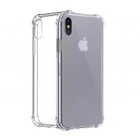 Cyoo - Four Coners Silicone Cover / Phone Case - Apple iPhone XS Max