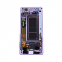 Samsung - GH97-22269E - N960F Galaxy Note 9 - Lcd Display Violet Service Pack