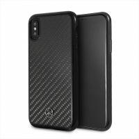Mercedes Benz - Carbon - Apple iPhone XS Max Cover Case Handyhülle Schutzhülle