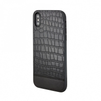 Uunique - Mode 50:50 Luxe Croc II Hard Shell Case - Hardcover - Apple iPhone 6.1 XR