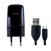 HTC - TC-E250 - USB Charger + Data Cable USB to Micro USB
