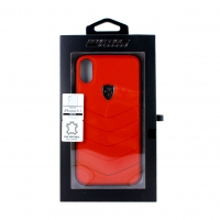 Ferrari - Heritage - Apple iPhone XR - Hard Case Handyhülle Tasche Cover