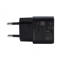 Sony - UCH20 Fastcharger 1.5A Black