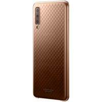 Samsung - EF-AA750CFE Gradation Cover - A750F Galaxy A7 (2018) Handyhülle