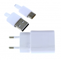 Huawei - HW-050200E01 -  charger + Data cable USB Typ-C