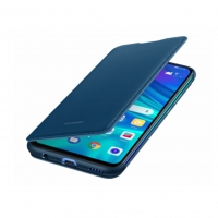 Huawei - Smart Flip Cover - Huawei für P Smart (2019) - Blue