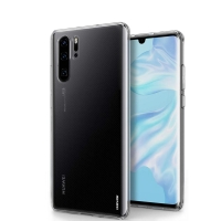 Cyoo - Silicon Case - Huawei P30 Pro - Transparent