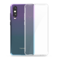 Cyoo - Silicon Case - Huawei P30 - Transparent
