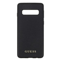 Guess - Iridescent - Hard Case - Samsung G970F Galaxy S10e - Black