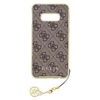Guess - Charms - Hard Case 4G - Samsung G973F Galaxy S10 - Brown