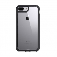 Griffin - Surivor Clear - Apple iPhone 6+/6s+/7+/8+ - Black