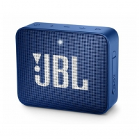 JBL - GO 2 Bluetooth Speaker - Blue
