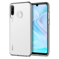 Cyoo - Silicon Case - Huawei P30 Lite - Transparent