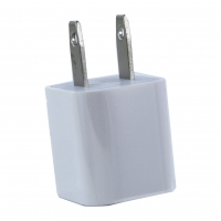 Apple - MD810ZM/A / A1385 US Pin chager - 5W - white - original adapter