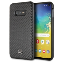 Mercedes Benz - Real Carbon Hard Cover - Samsung Galaxy S10+