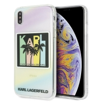 Karl Lagerfeld - Karlifornia Dreams Palms - Apple IPhone Xs Max