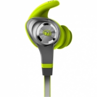 Monster - Isport Intensity - Bluetooth Headset - Green