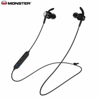 Monster - N-Tune 300 - Bluetooth Headset - Black