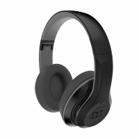 Monster - N-Tune 450 - Bluetooth Headset - Black