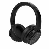 Monster - Clarity ANC Headphone - Bluetooth Headset - Black