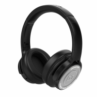 Monster - Clarity ANC Headphone - Bluetooth Headset - Grey